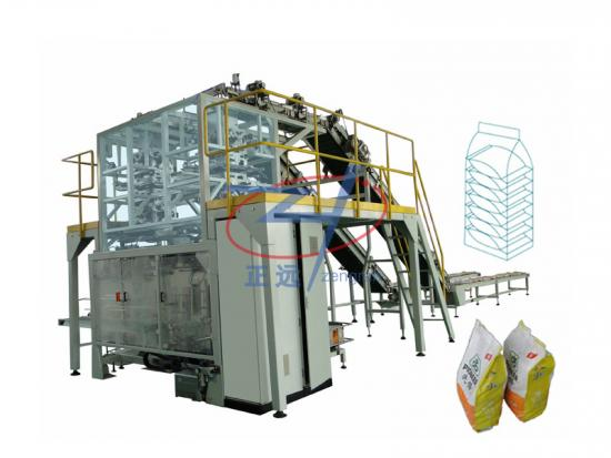 bag in bag packaging machine factory