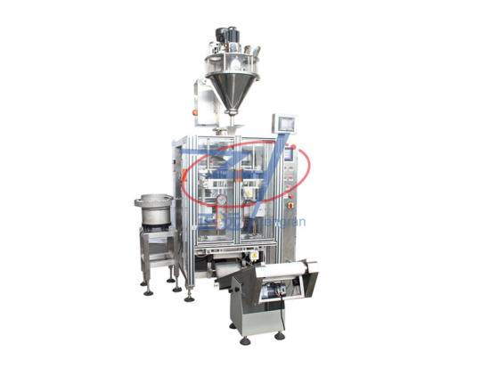 Quad-seal Bag Packing Machine factory