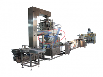 Granule Bottle filling machine