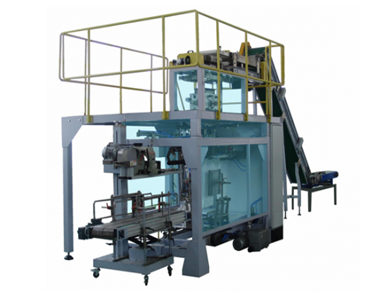 Secondary Packaging Machine